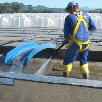 Manutenções em Coberturas Pré-moldadas em Concreto